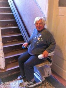 Treppenlift für Senioren in Römhild bei Hildburghausen