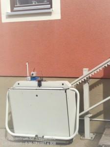 Rollstuhl Plattformlift in Heichelheim bei Erfurt