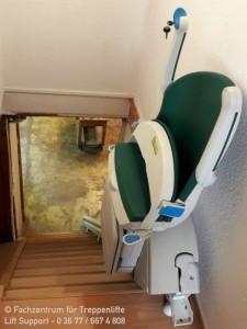 Treppenlift für den Innenbereich in Bad Berka