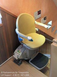Sitzlift HC950+ in Römhild bei Hildburghausen