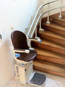 Sitzlift von Handicare in Bad Rodach
