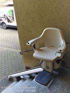 Treppenlift Access BDD Levant in Schmalkalden