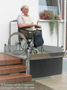 Lehmann Hublift in Wasungen bei Schmalkalden